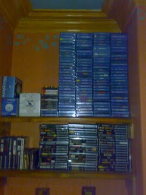 The Dreamcast Junkyard: My Dreamcast Collection