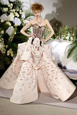 RUNWAY REPORT.....Paris Couture Fashion Week: Dior ...