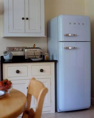 Cucina in stile inglese shabby chic interiors - Cucina in inglese ...