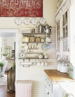 Cucine da favola - Shabby Chic Interiors