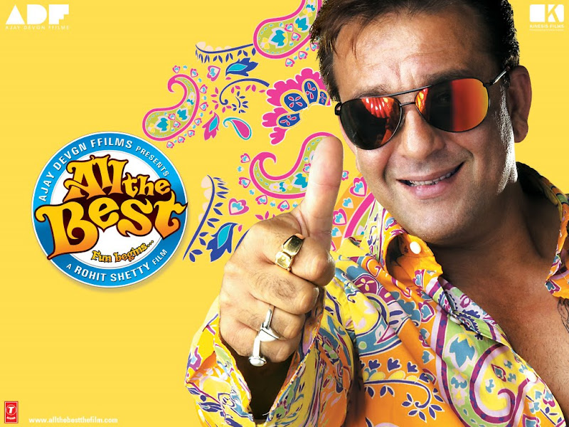 "Bollywood-Check: ""All the Best"" : Hilarious Entertainer ..."