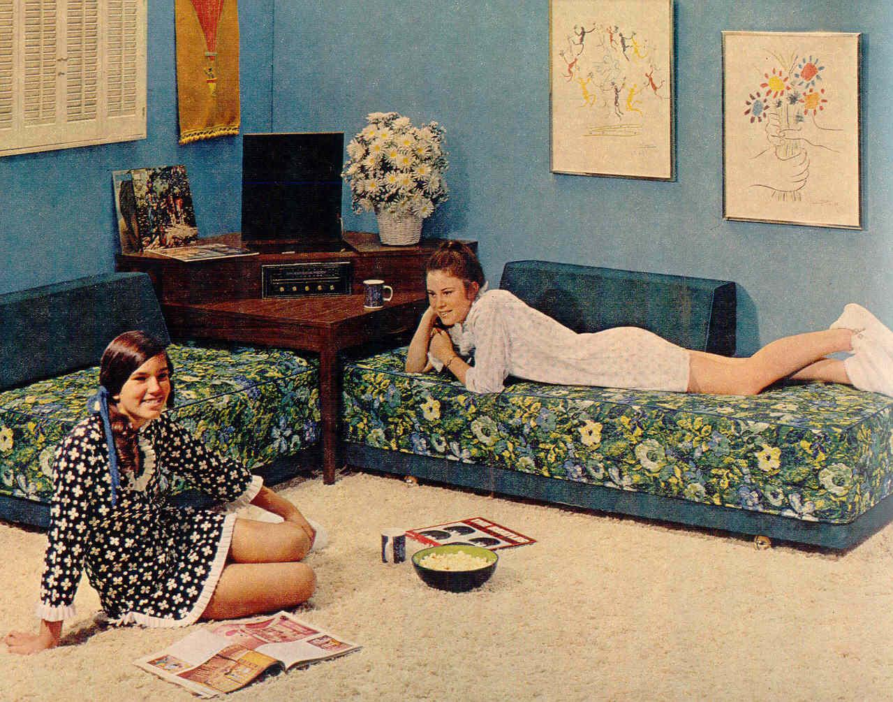 gold country girls: Pajama Parties