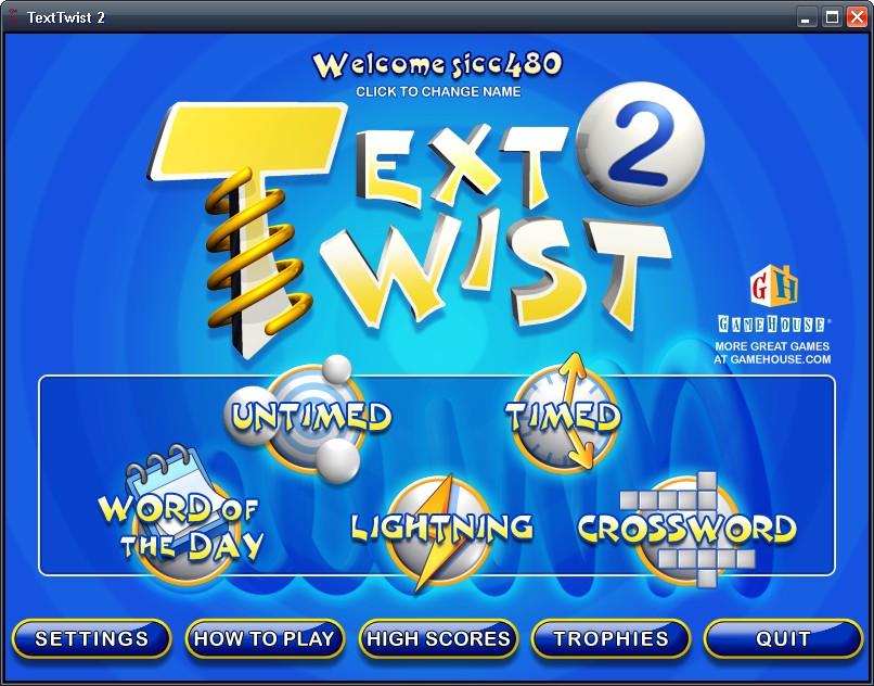 Twist Gams