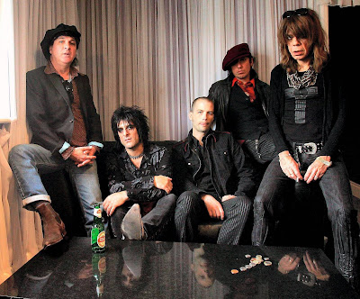 Image result for The New York Dolls 2004