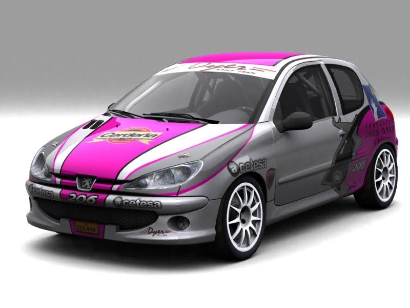 Disenos Para Autos De Rally