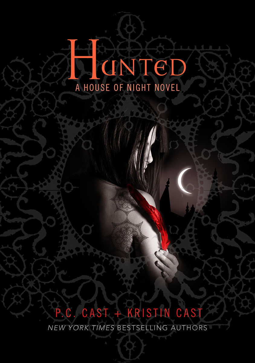 House Of Night Serie