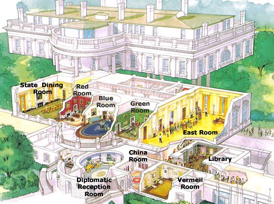 Map Of Us Capitol Grounds