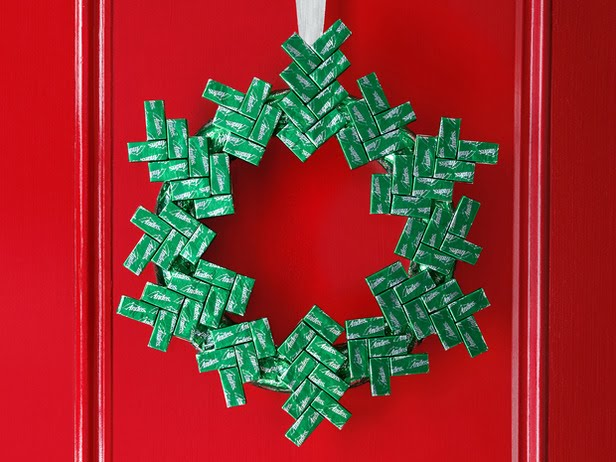 Wip Blog Fun Amp Edible Holiday Wreaths