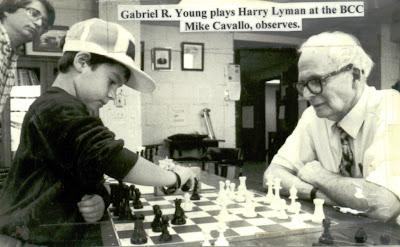 Boylston Chess Club Weblog: Harry, Chess and Me