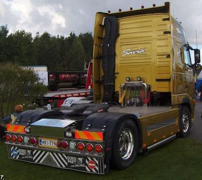 Finland Power truck show 2009 Seen On www.coolpicturegallery.net