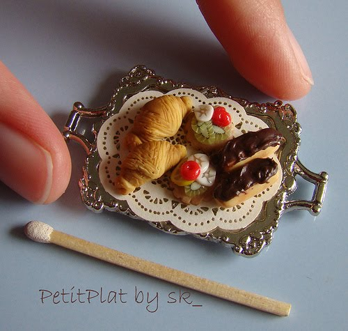 30 Amazing Tiny Food Creations