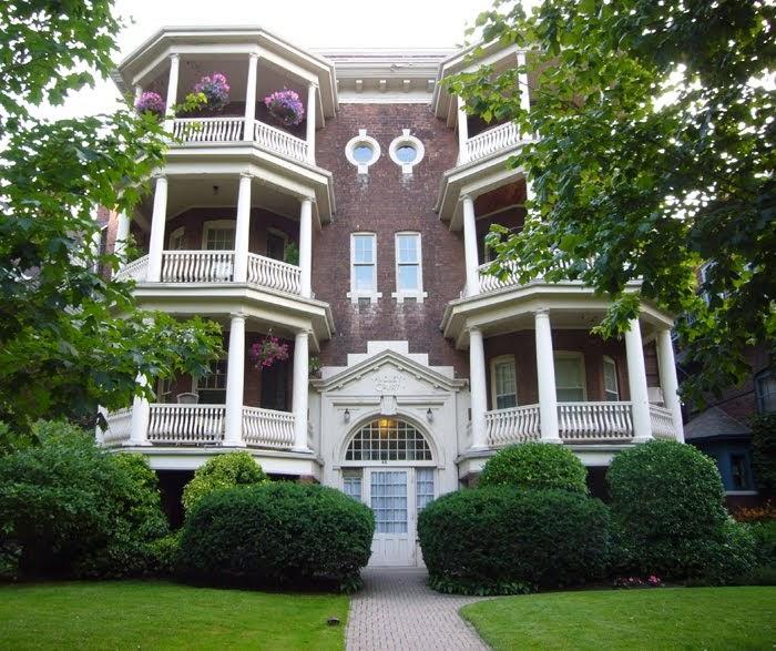 Toronto Apartments: Occasional Toronto: Audley Court Apartments