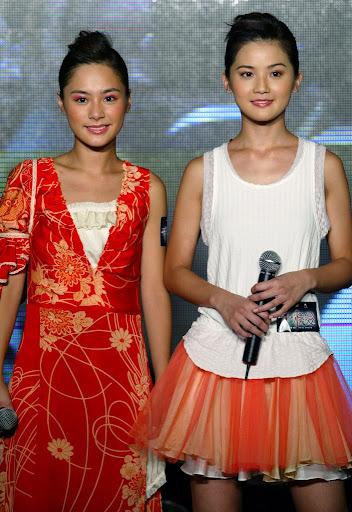 Femmes Fantastique: Twins (Charlene Choi & Gillian Chung)