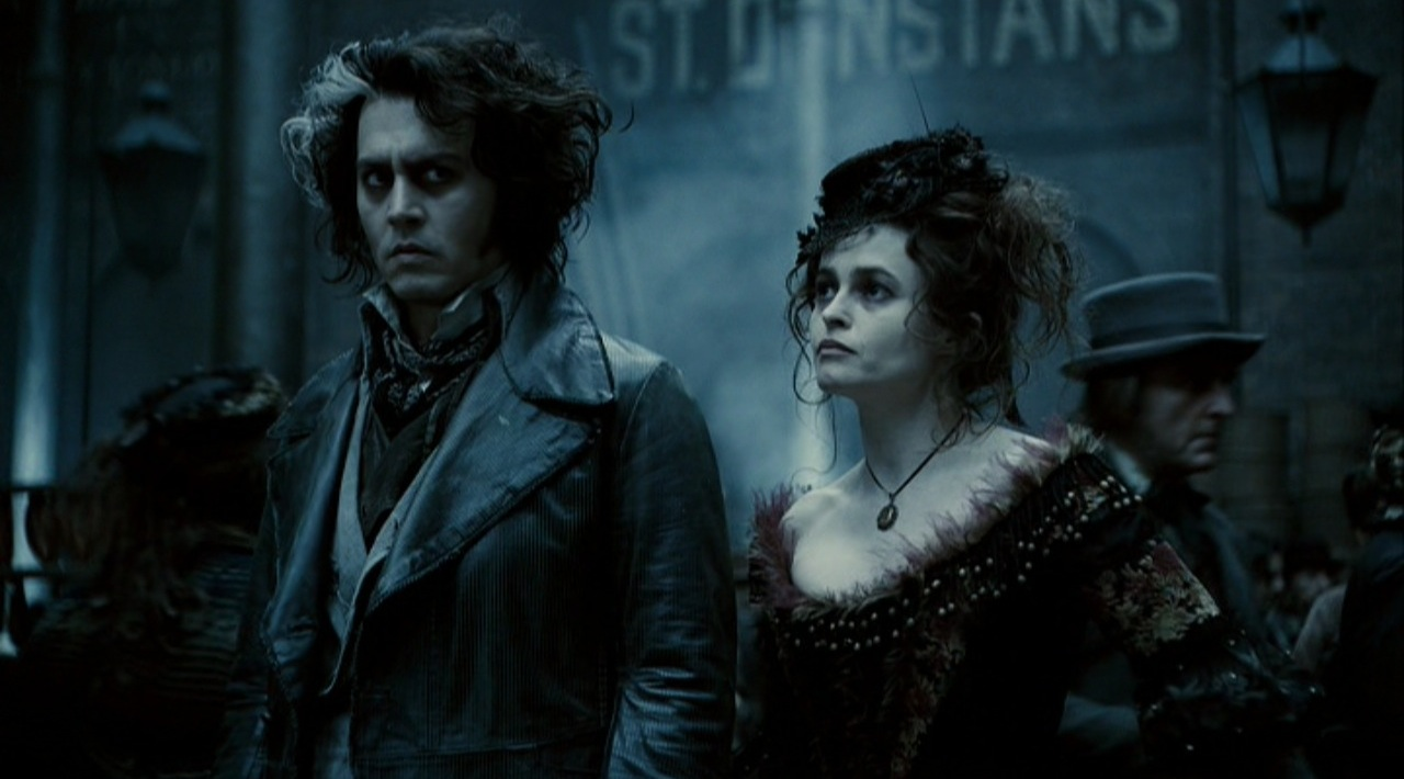 An analysis of the musical sweeney todd the demon barber of fleet street by tim burton