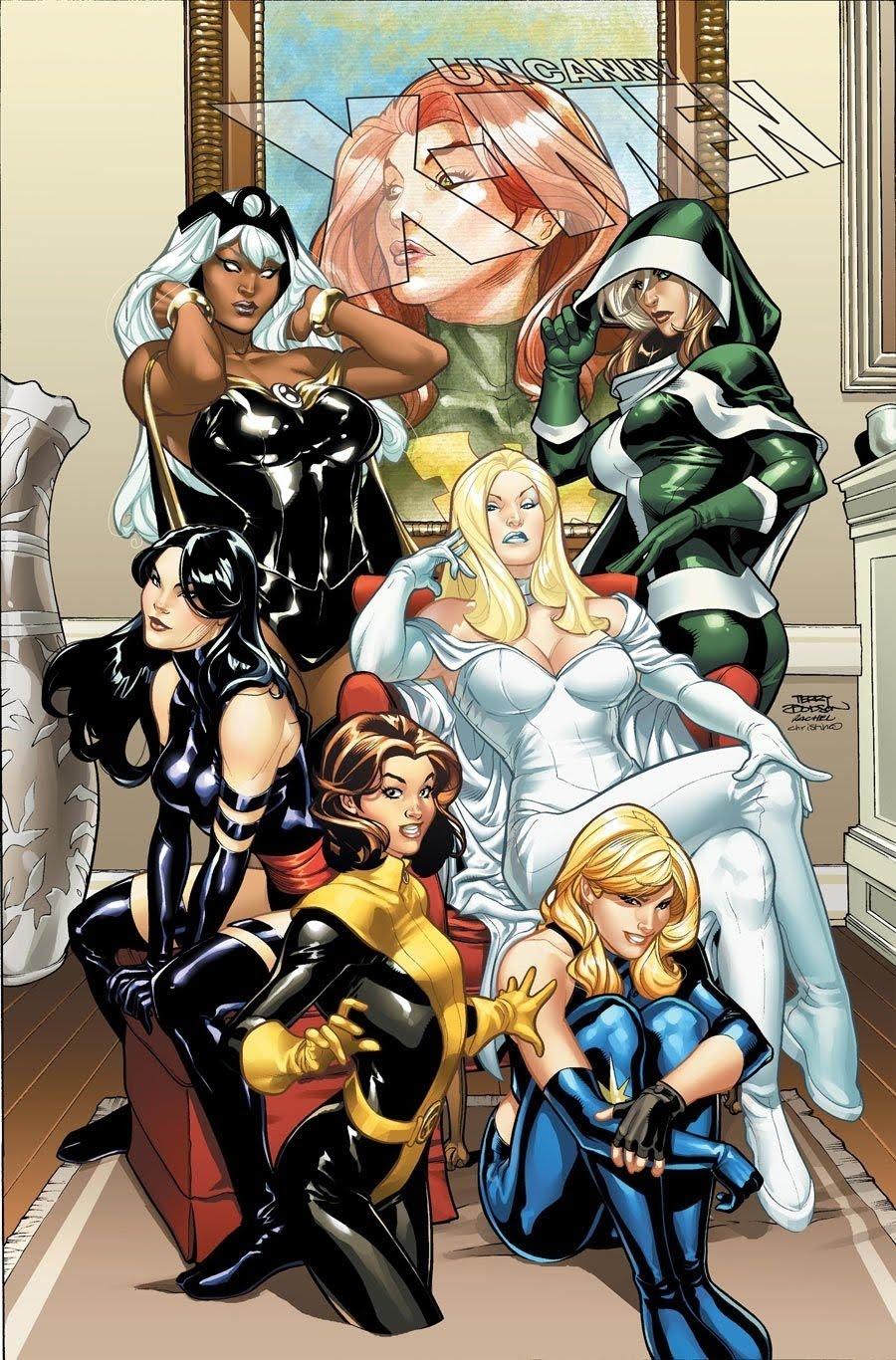 X Men Characters Female Off My Bird Che...