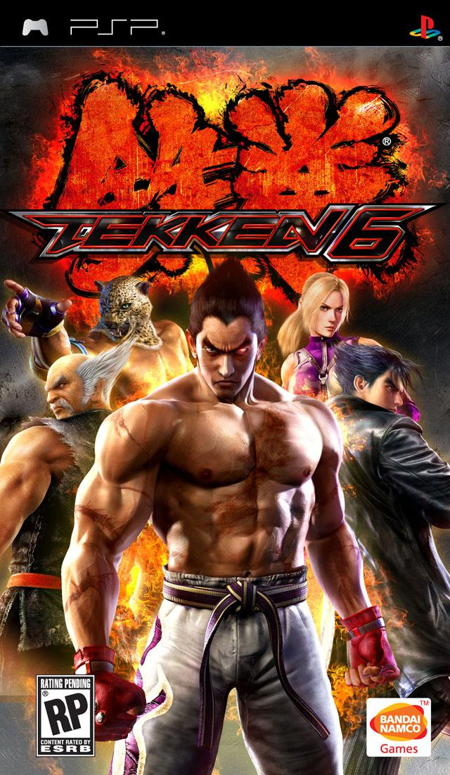 Download tekken 6 for pc free full version (ppsspp + rom) youtube.