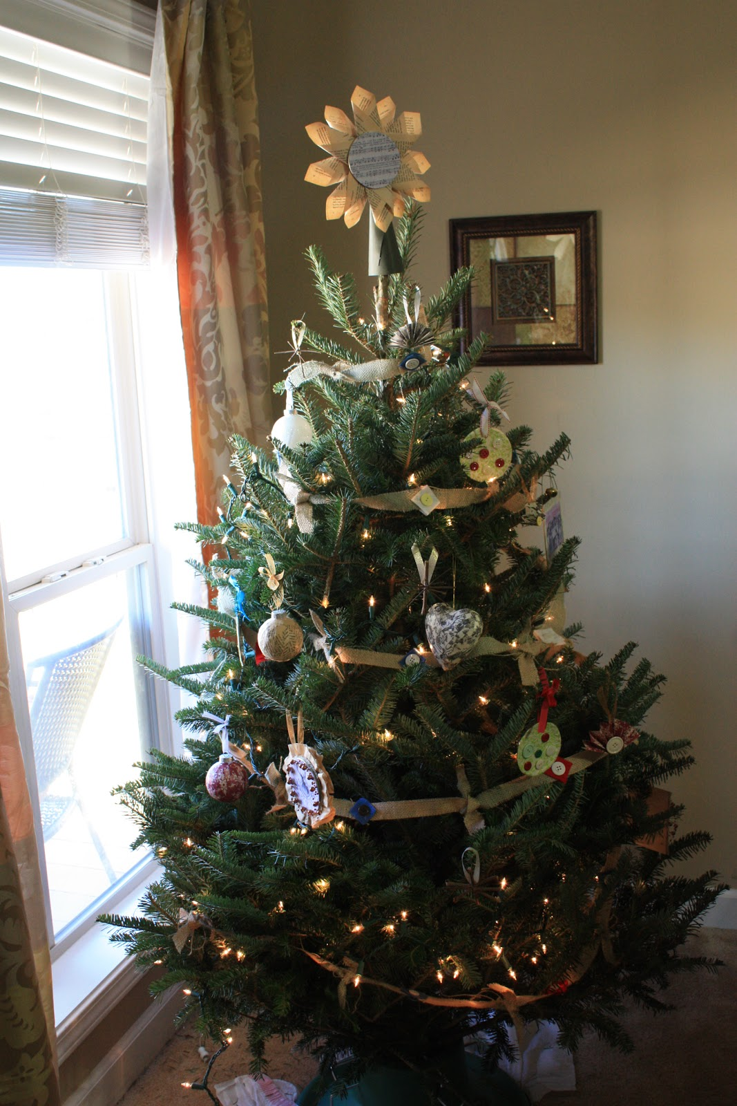 Homestead: Our First Christmas Tree