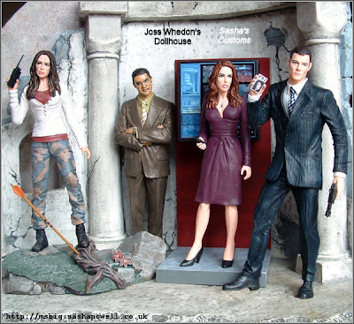 Dollhouse Season 2 (8TV)