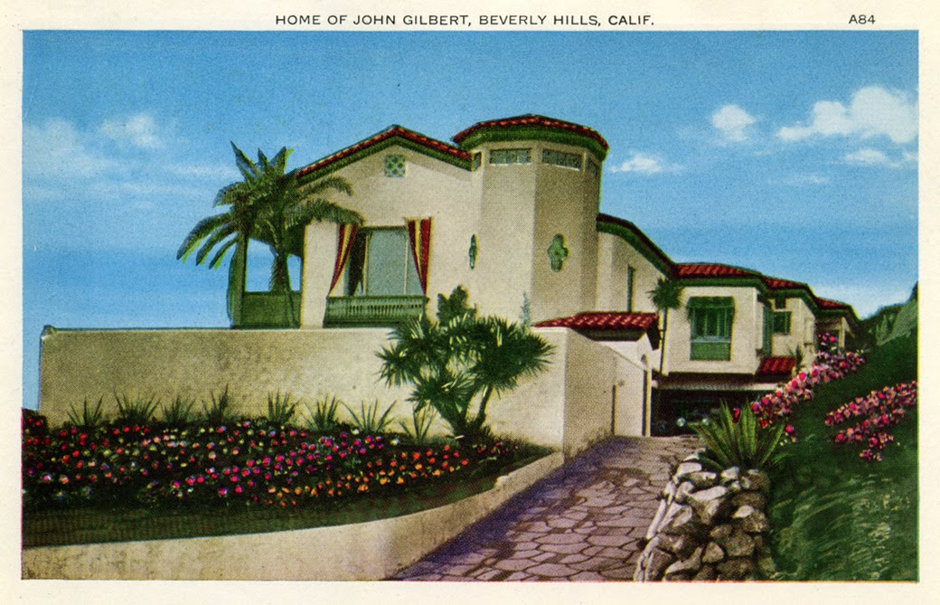 Classic Film And Tv Caf About John Gilbert An