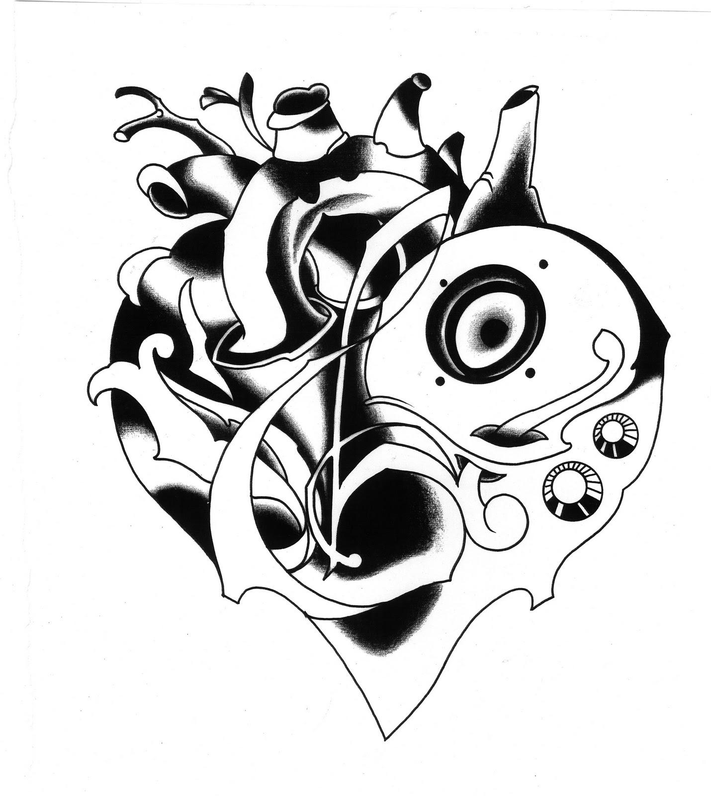 Tattoo Union Jeremy Art