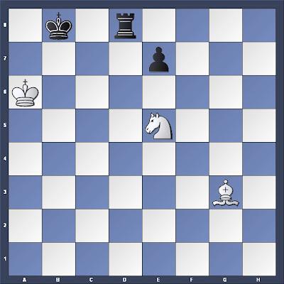 Echecs & Tactique : Les Blancs jouent et matent en 2 coups