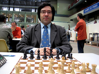 Jean-Michel Mondoloni (2260)© Chess & Strategy