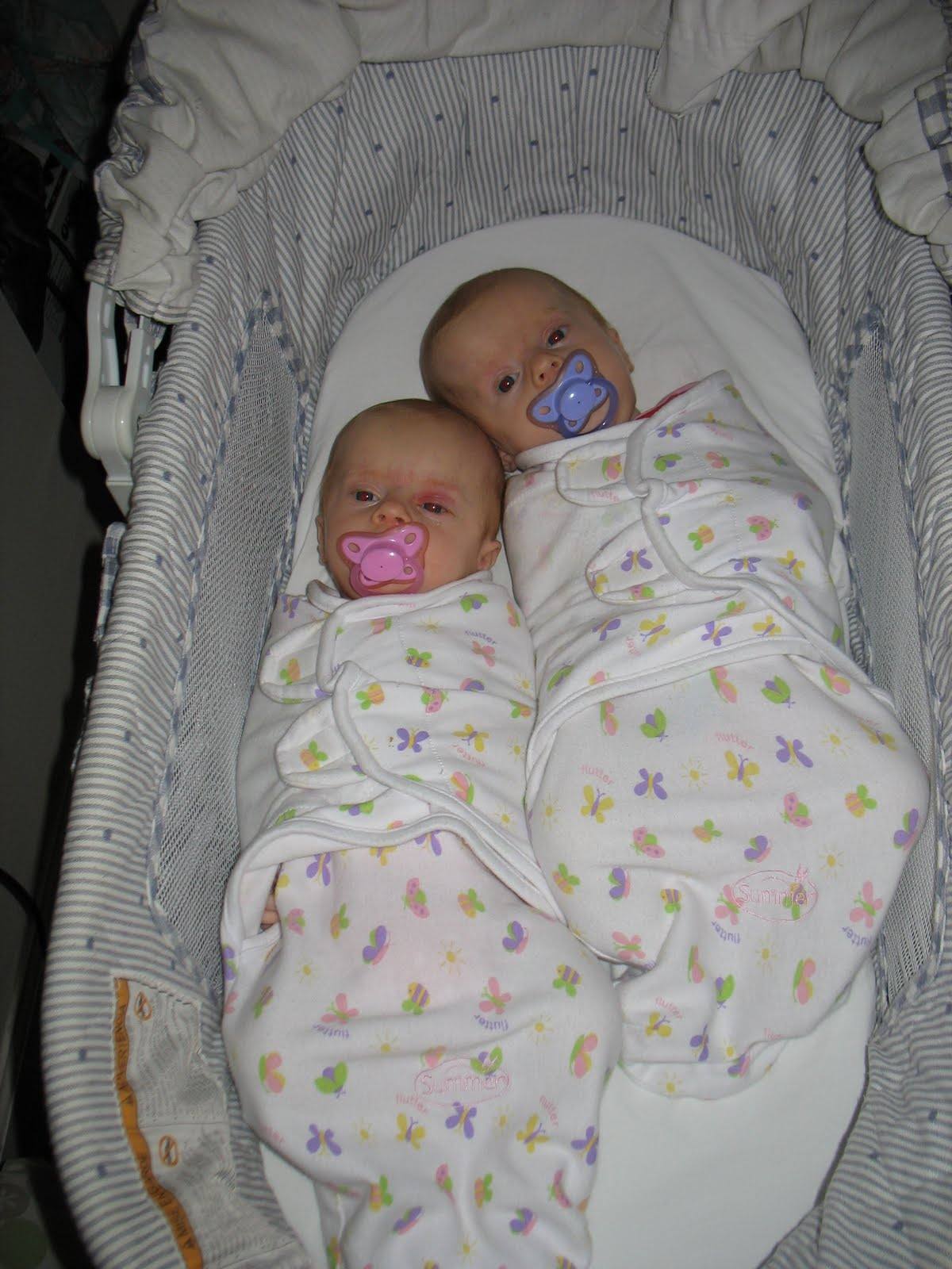 Twinkle Toes Twins And Sleeping The Crib Conundrum