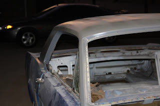 65 Mustang Restomod - Father and Son Build: Roof Repair