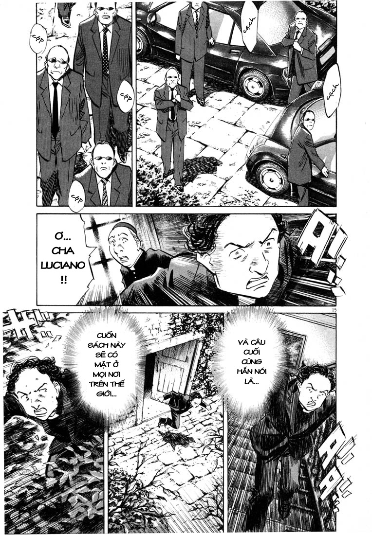 20th Century Boys chapter 159 trang 31