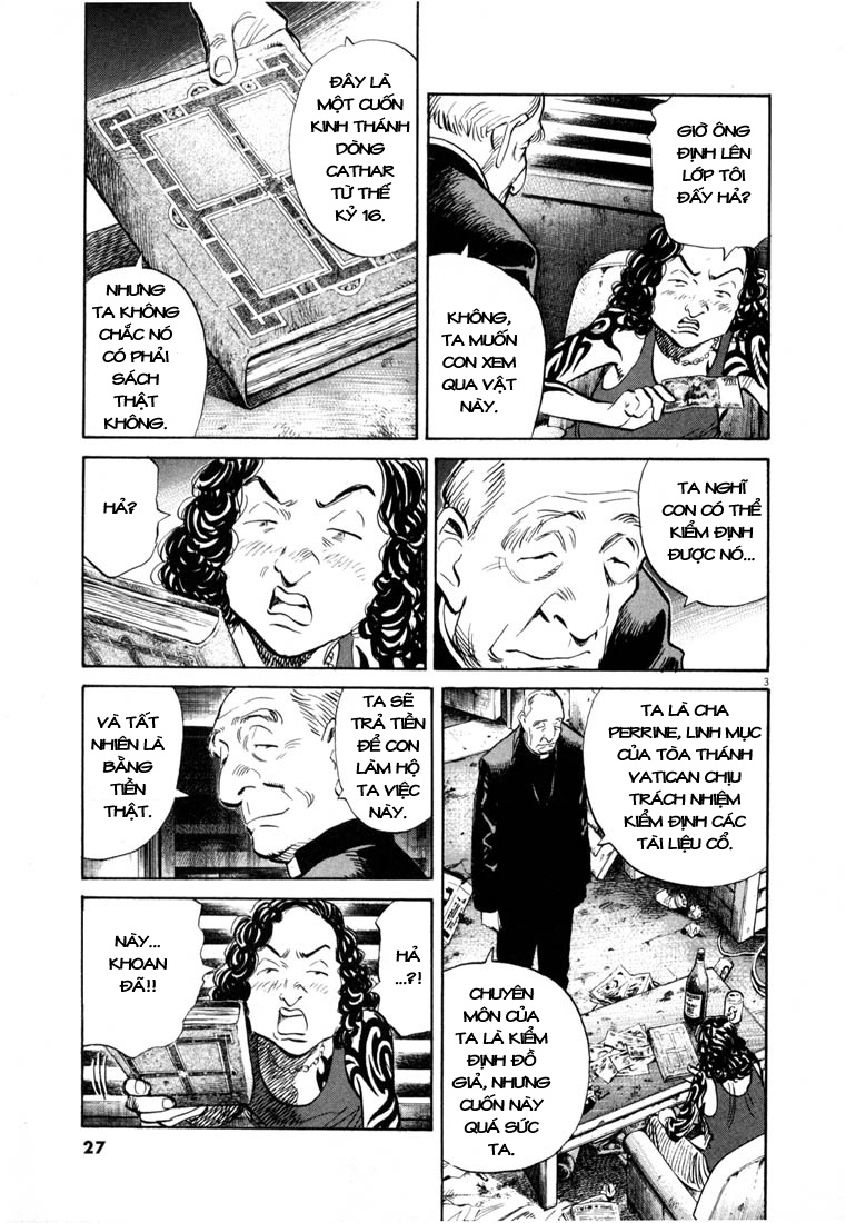 20th Century Boys chapter 159 trang 7