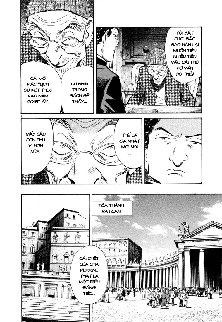 20th Century Boys chapter 159 trang 13