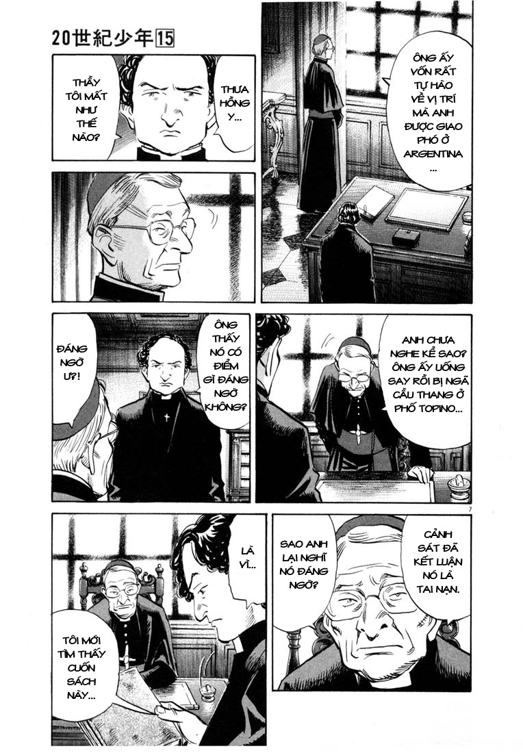 20th Century Boys chapter 159 trang 15