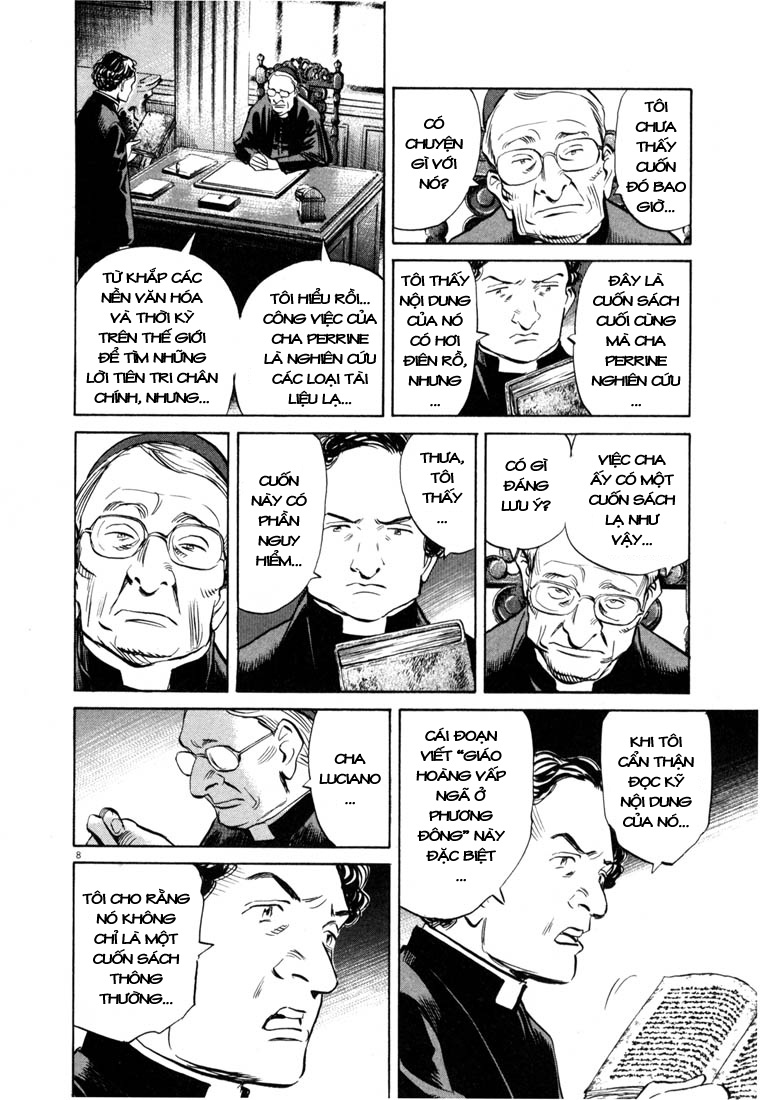 20th Century Boys chapter 159 trang 17