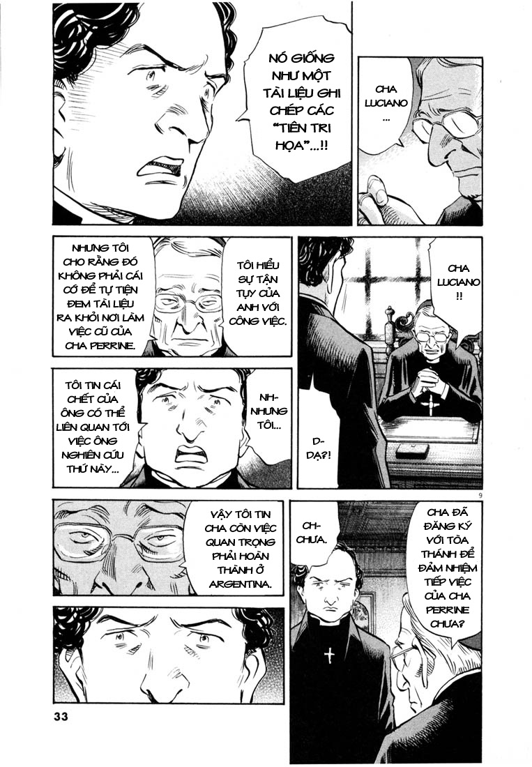 20th Century Boys chapter 159 trang 19