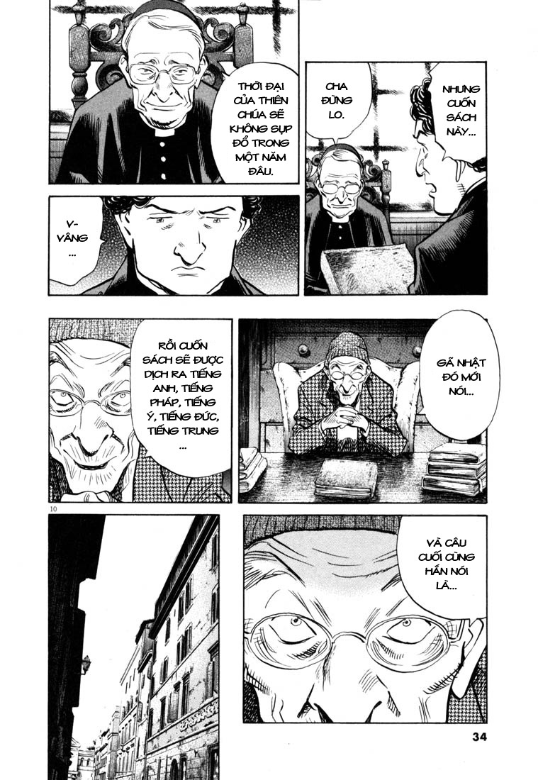 20th Century Boys chapter 159 trang 21