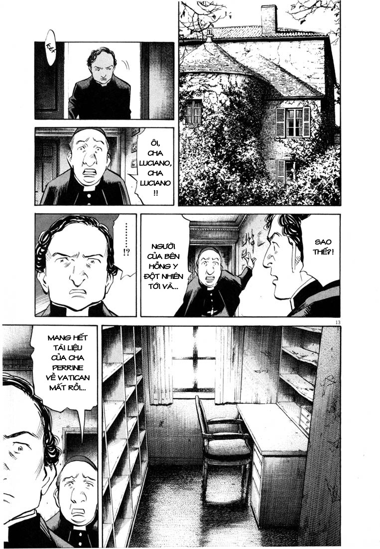 20th Century Boys chapter 159 trang 27