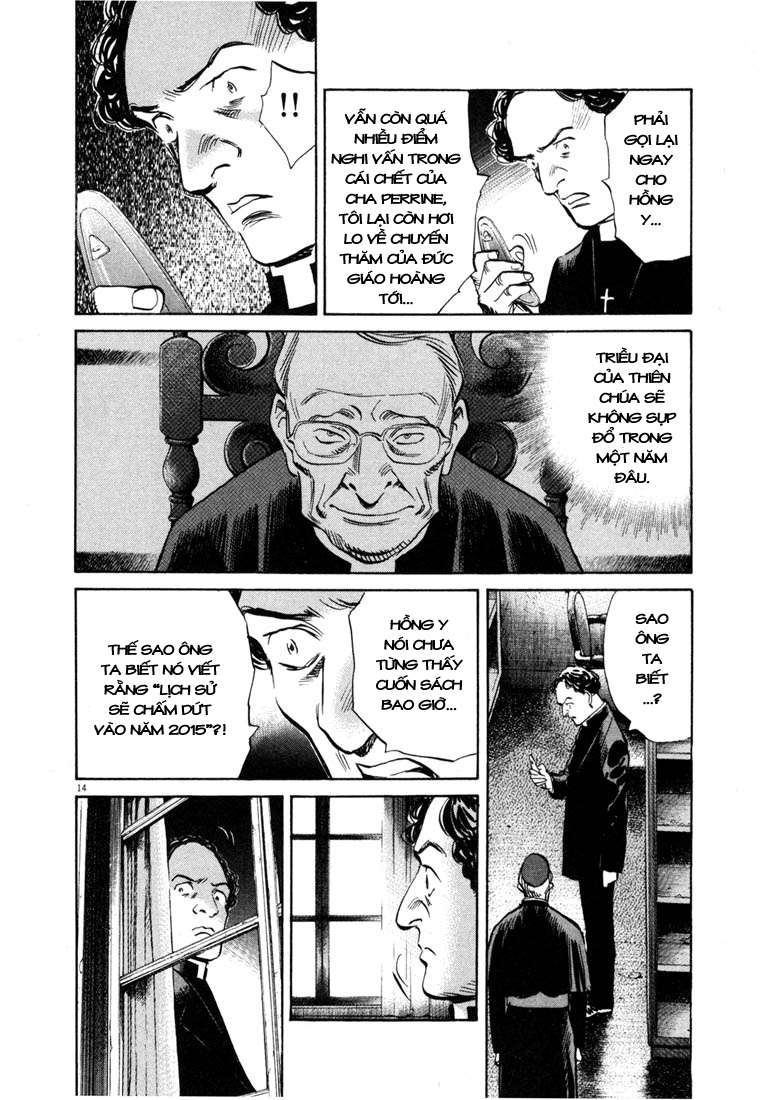 20th Century Boys chapter 159 trang 29