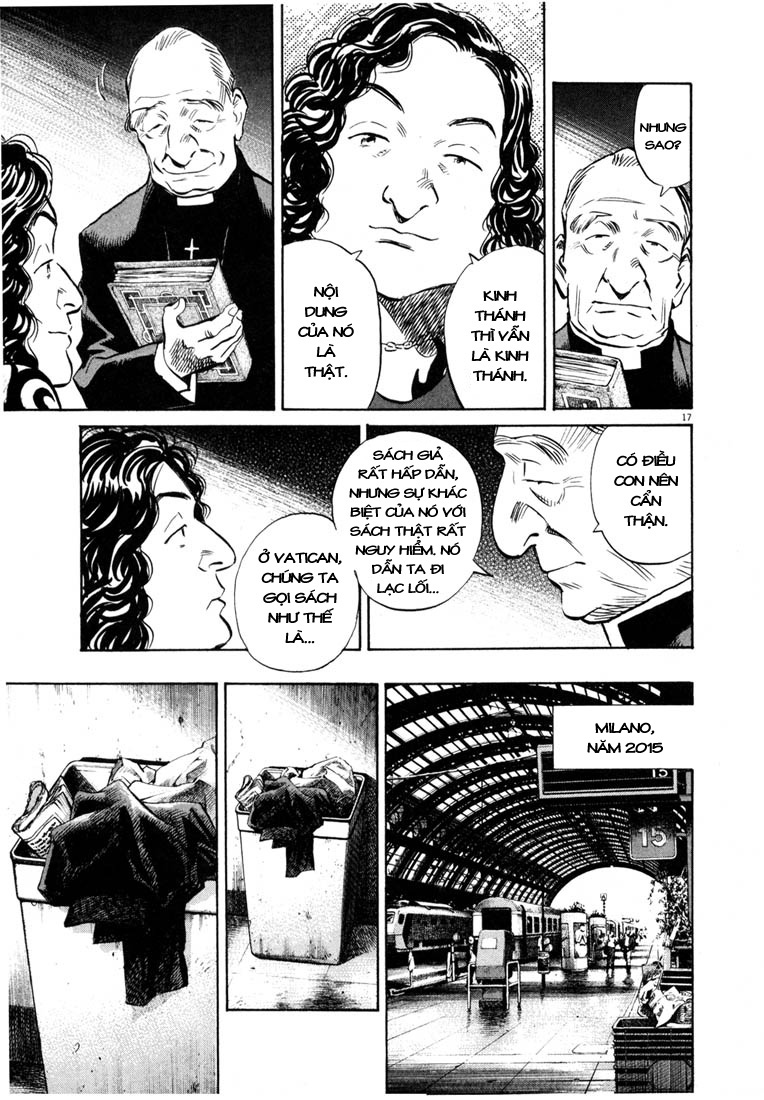 20th Century Boys chapter 159 trang 35