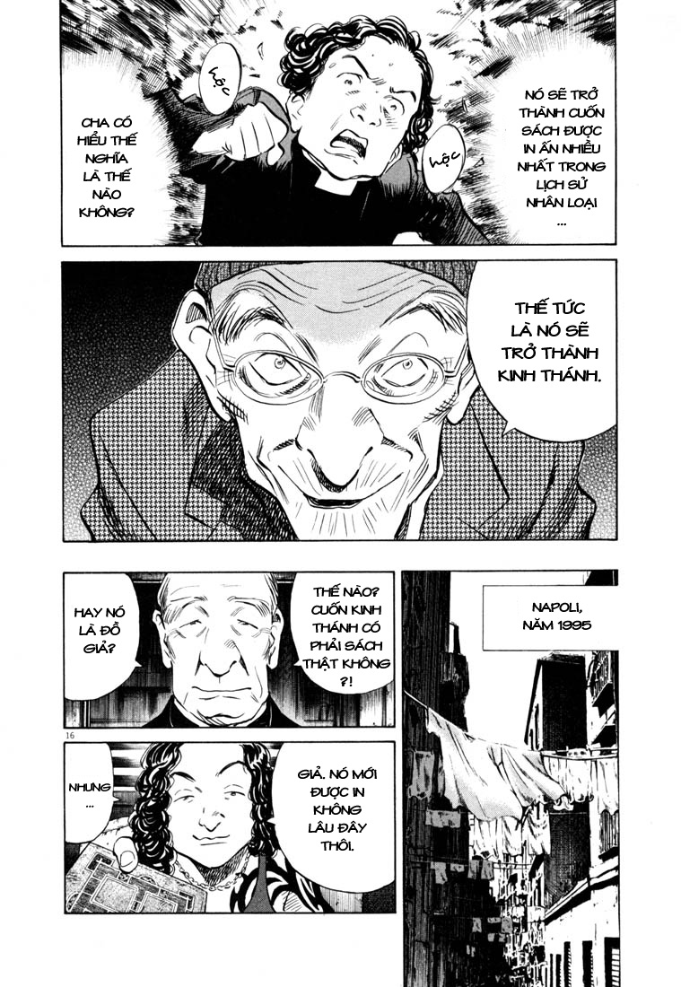 20th Century Boys chapter 159 trang 33