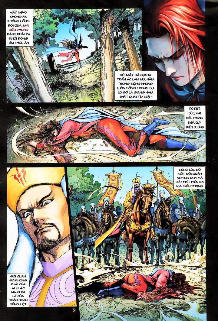 Anh Hùng Xạ Điêu anh hùng xạ đêu chap 16 trang 2