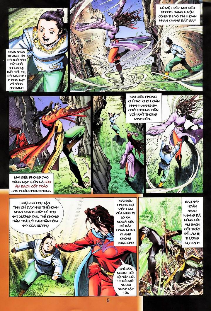 Anh Hùng Xạ Điêu anh hùng xạ đêu chap 16 trang 4