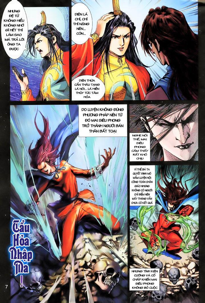 Anh Hùng Xạ Điêu anh hùng xạ đêu chap 16 trang 6