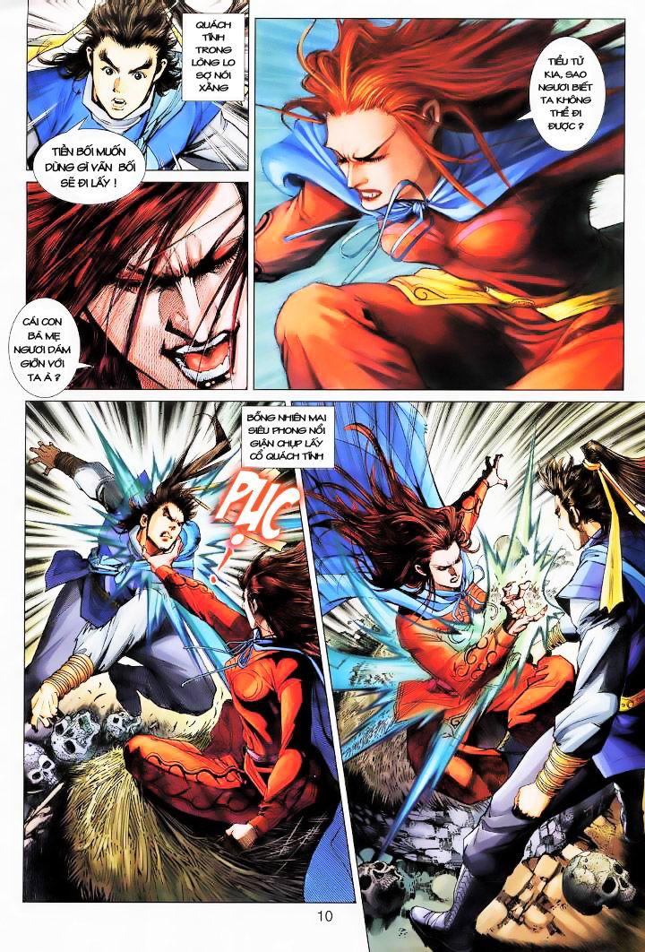 Anh Hùng Xạ Điêu anh hùng xạ đêu chap 16 trang 9