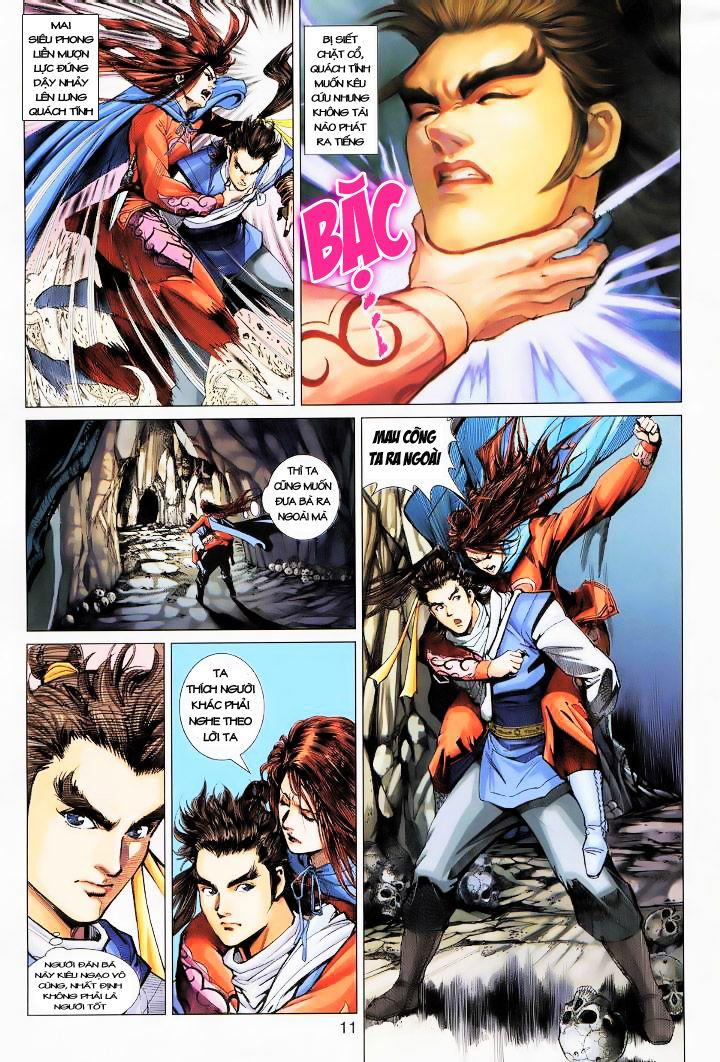 Anh Hùng Xạ Điêu anh hùng xạ đêu chap 16 trang 10