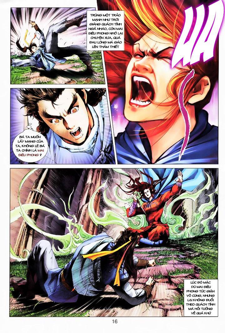 Anh Hùng Xạ Điêu anh hùng xạ đêu chap 16 trang 15