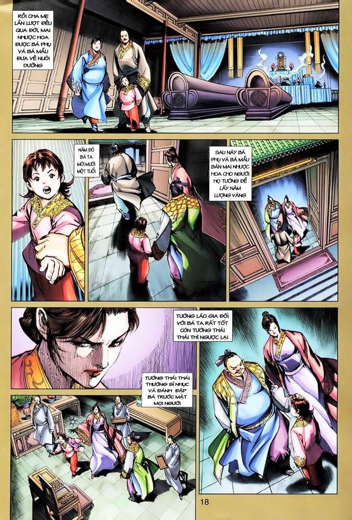 Anh Hùng Xạ Điêu anh hùng xạ đêu chap 16 trang 17