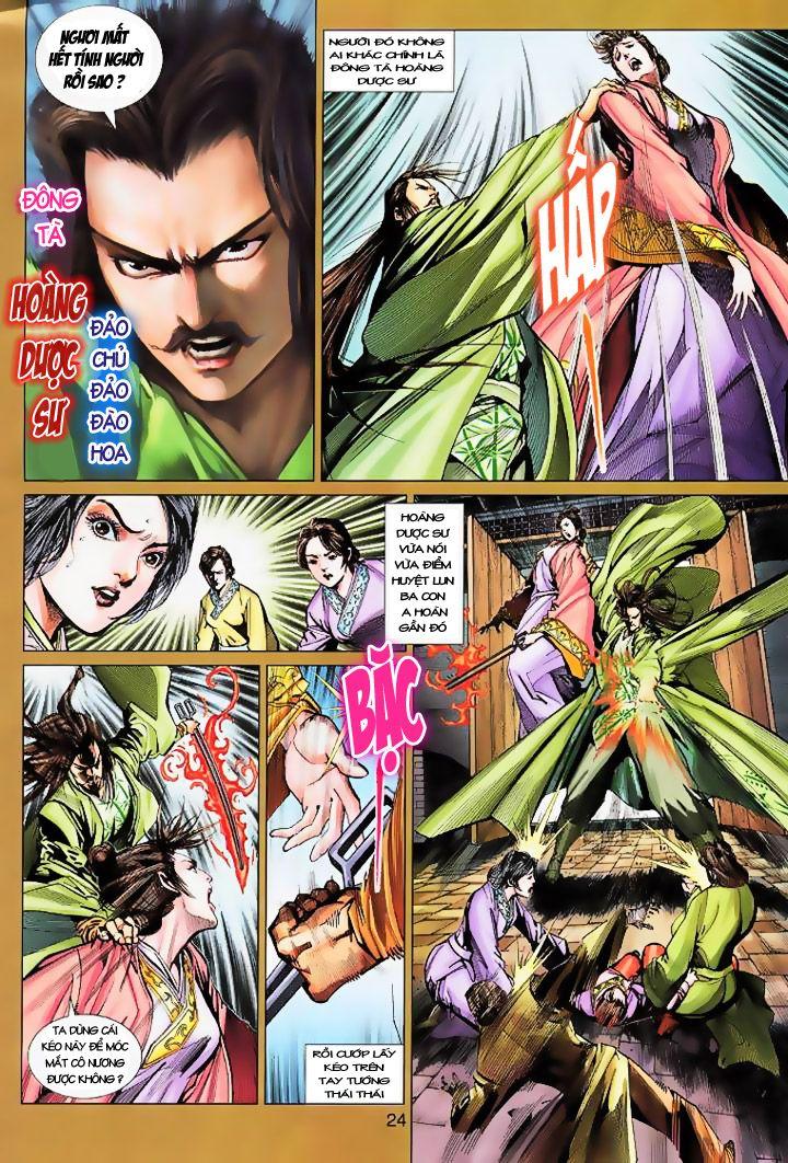 Anh Hùng Xạ Điêu anh hùng xạ đêu chap 16 trang 23
