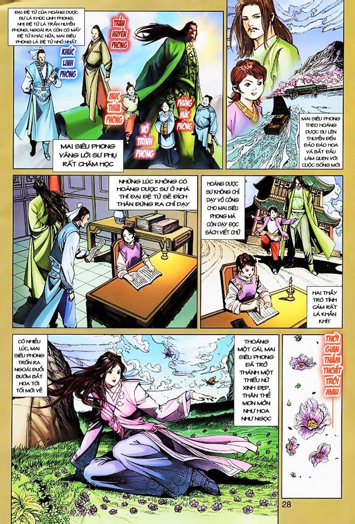Anh Hùng Xạ Điêu anh hùng xạ đêu chap 16 trang 27