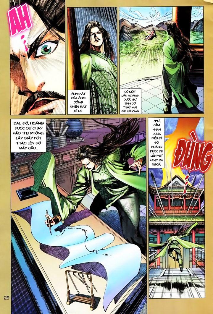 Anh Hùng Xạ Điêu anh hùng xạ đêu chap 16 trang 28