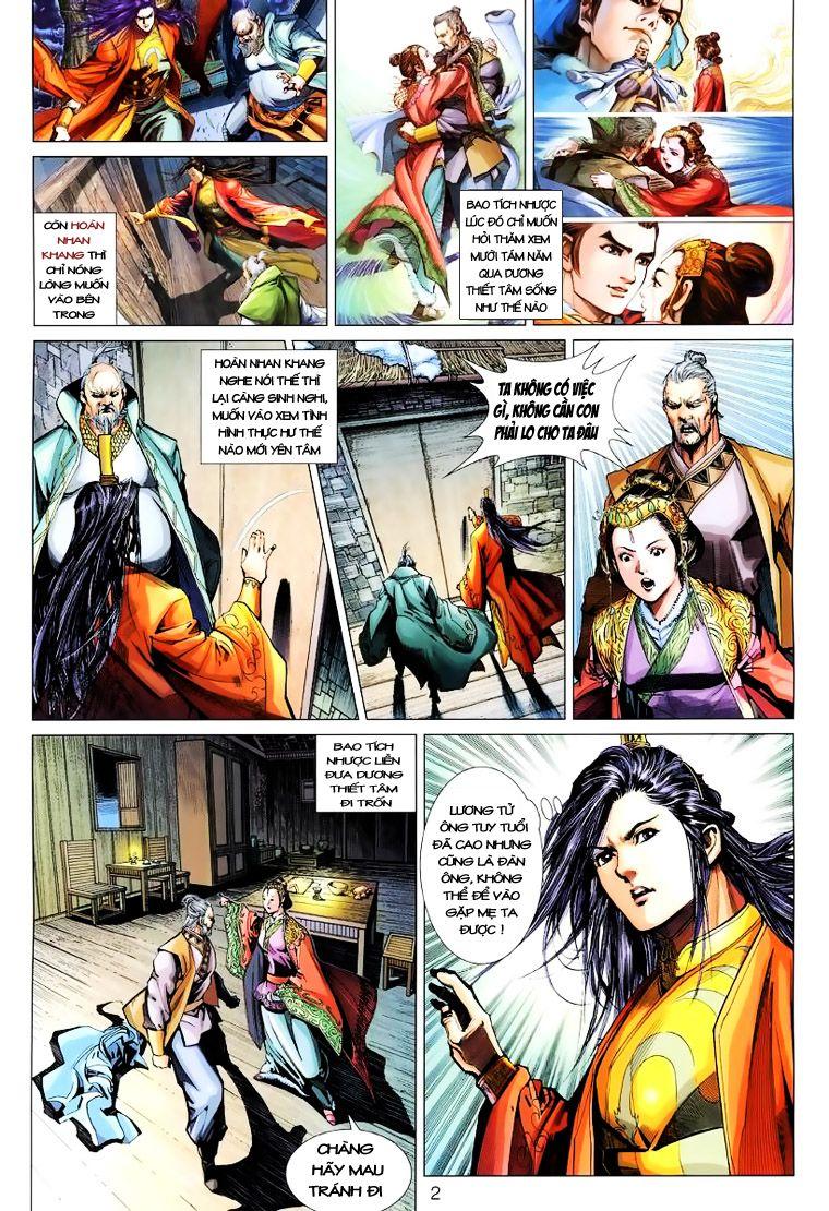 Anh Hùng Xạ Điêu anh hùng xạ đêu chap 15 trang 1